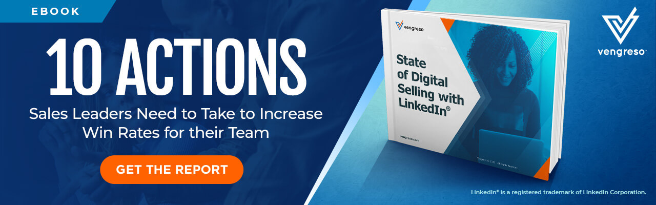 10 actions sales leaders need to take to increase win rates