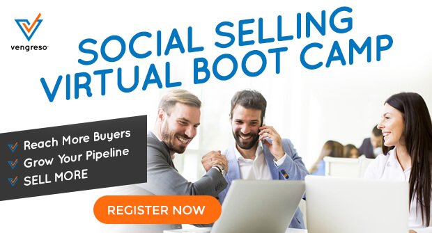 Social Selling Boot camp Registration