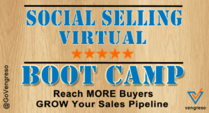 Social Selling Virtual Boot Camp