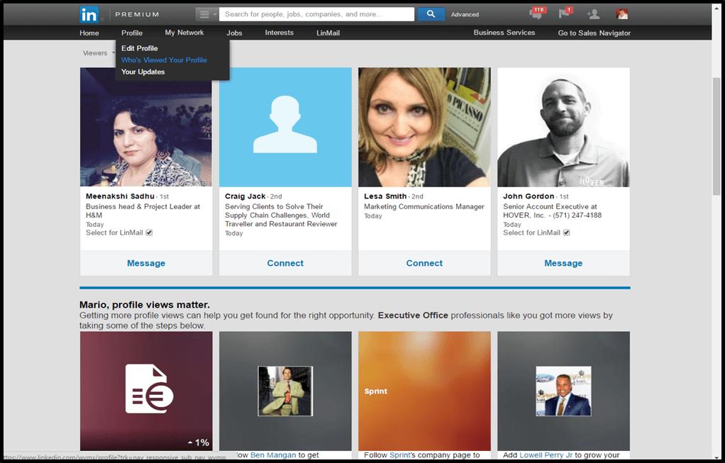 LinkedIn Profile Tips with Mario Martinez Jr.