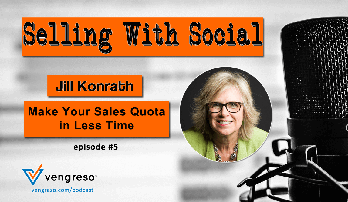 Increasing Sales Productivity with Jill Konrath