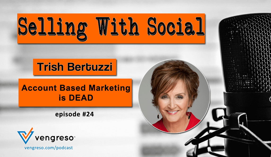 Account Based Marketing is DEAD - Trish Bertuzzi