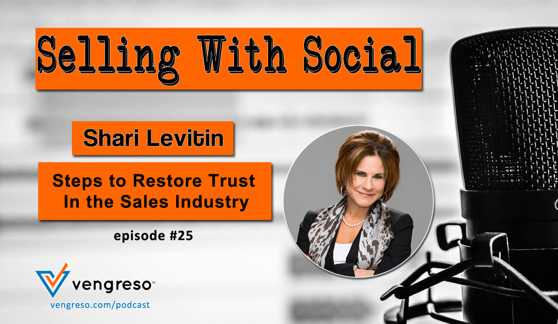 Selling with Social - Shari Levitin
