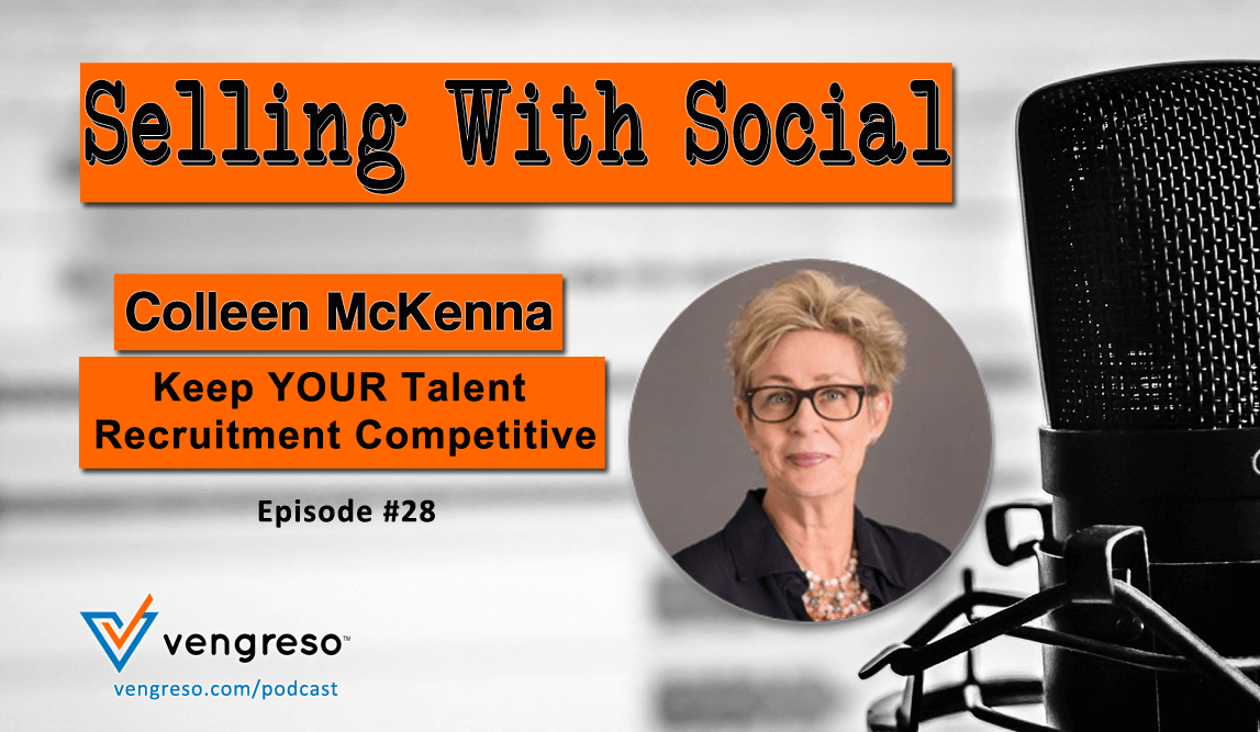 Talent Recruitment - Colleen McKenna