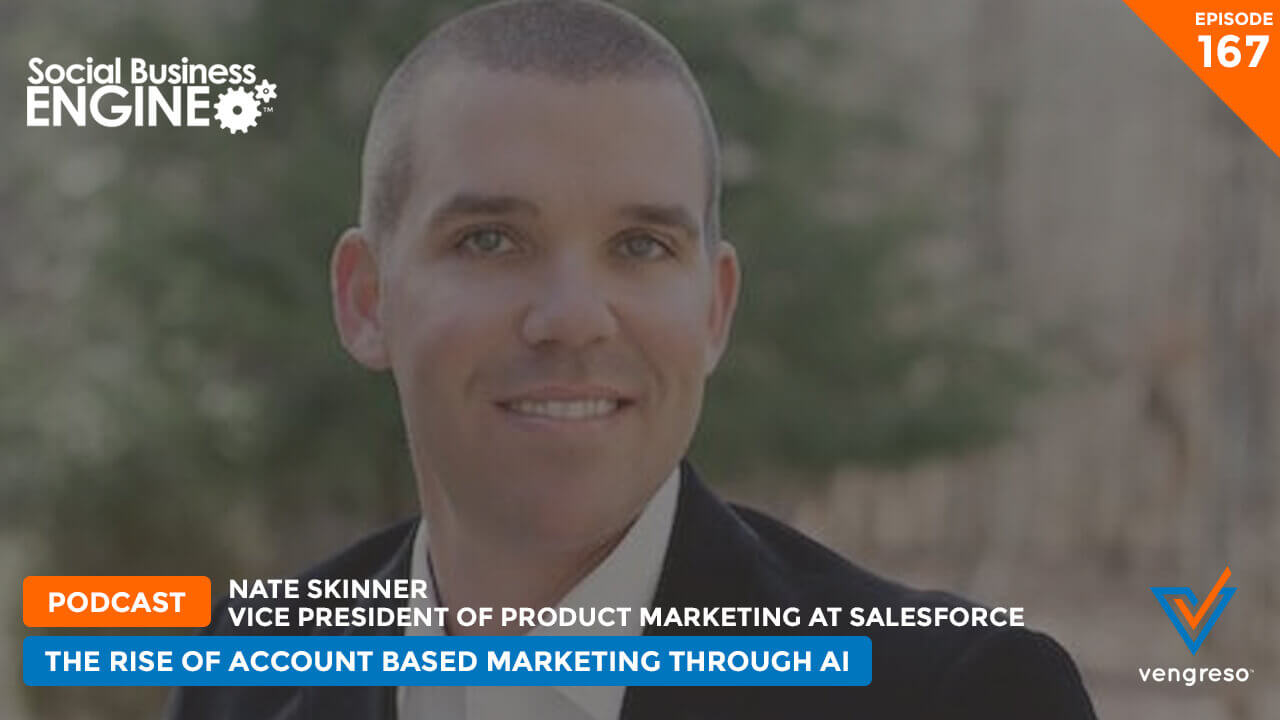Social Business Engine Podcast with Nate Skinner