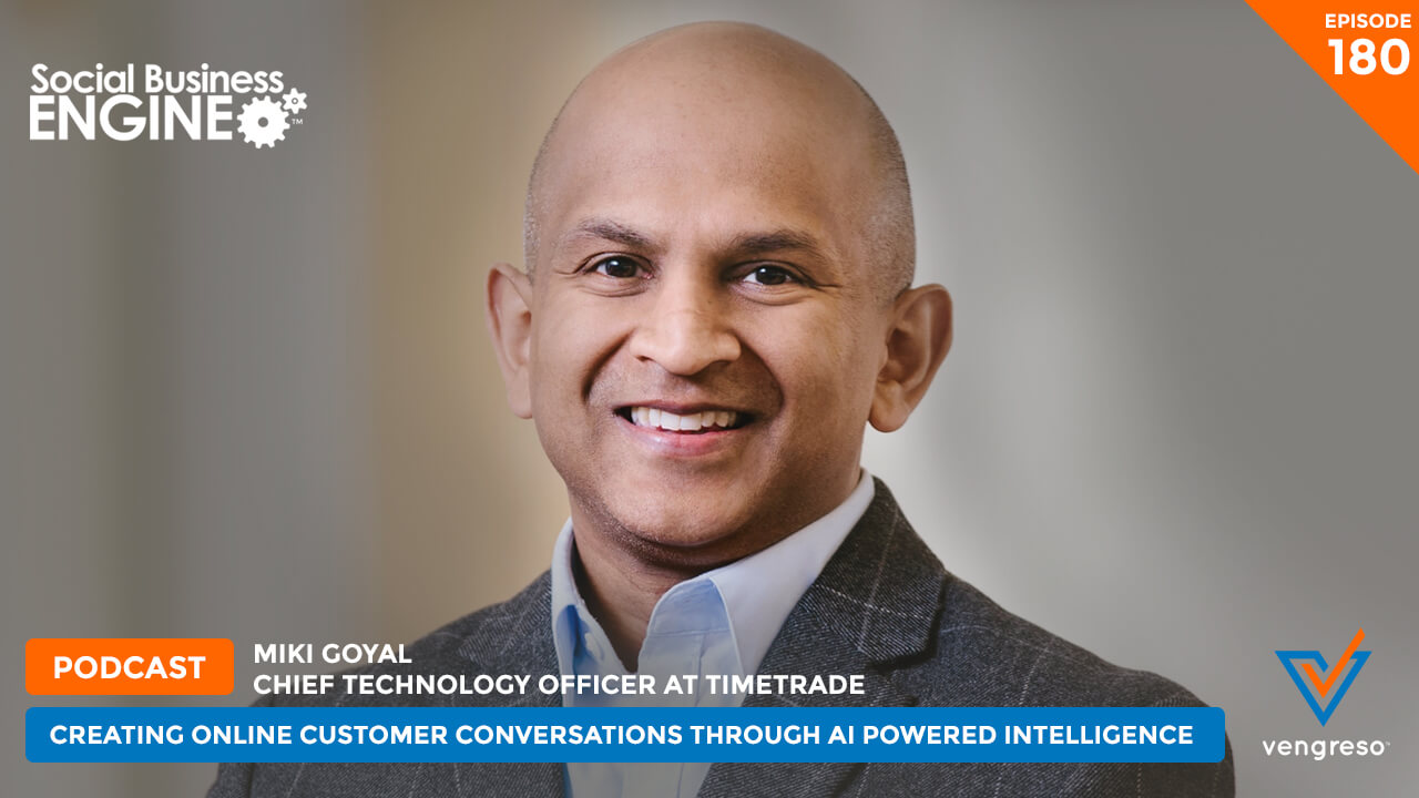 Creating Online Customer Conversations through AI Powered Intelligence-Miki-Goyal