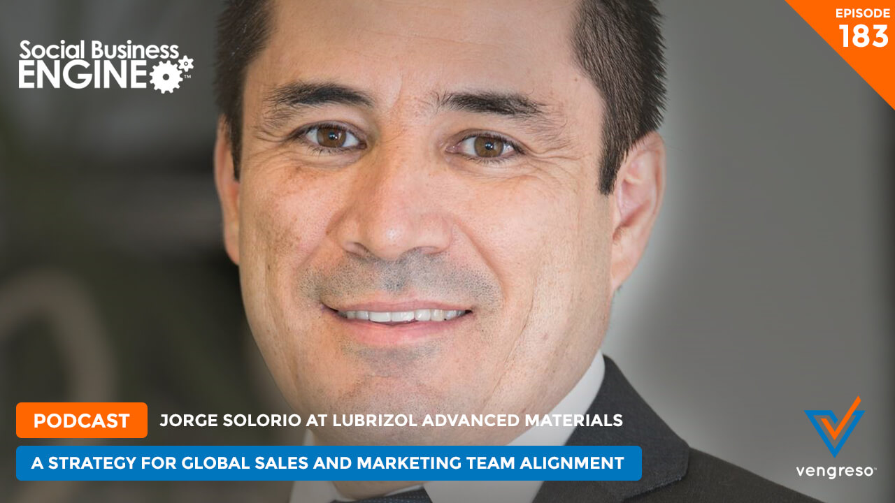A Strategy for Global Sales and Marketing Team Alignment