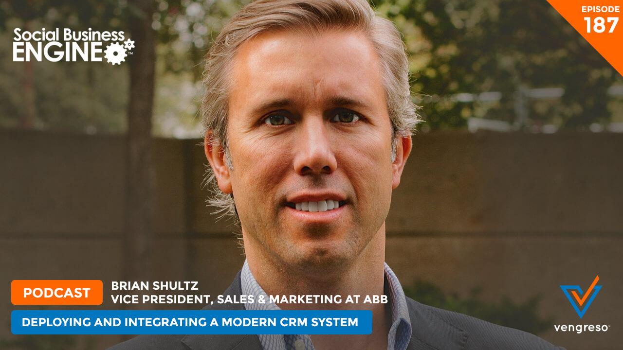 modern crm Brian Shultz