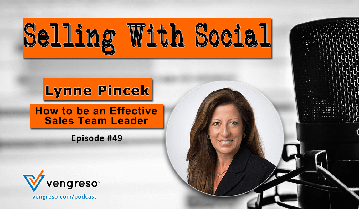 Effective Sales Team Leader with Lynne Pincek