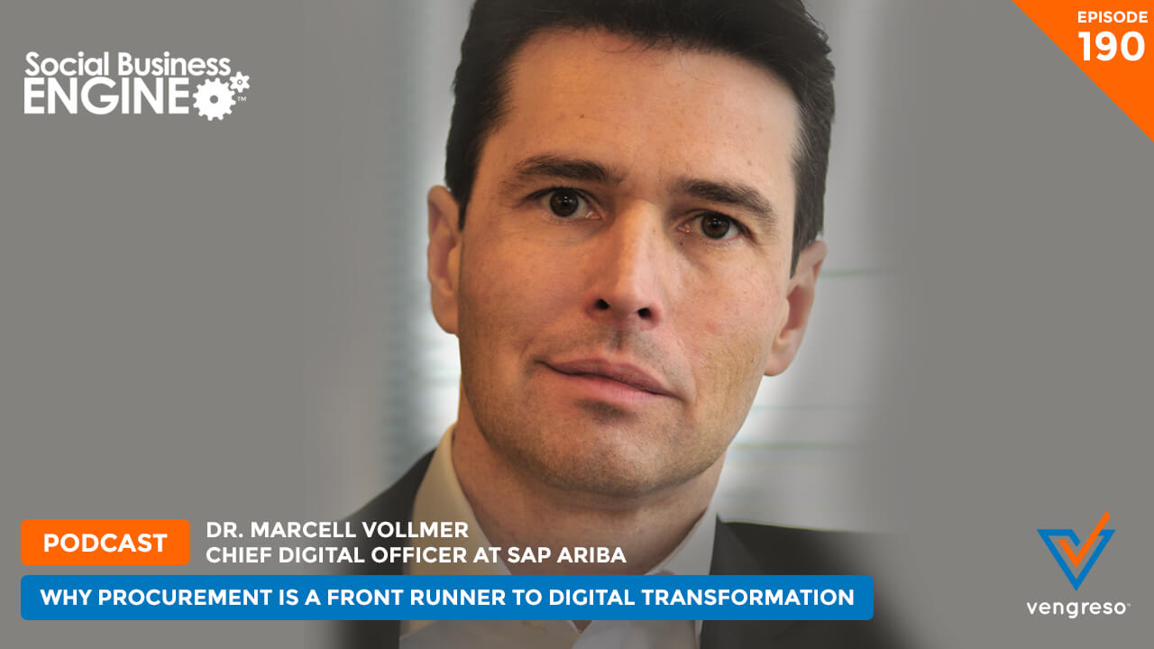 Marcell Vollmer on Procurement