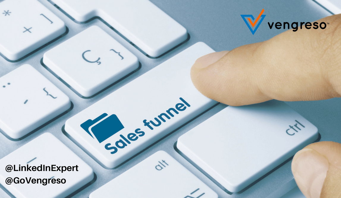 Sales Funnel Button