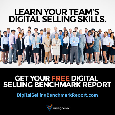 Get your FREE digital selling benchmark report!