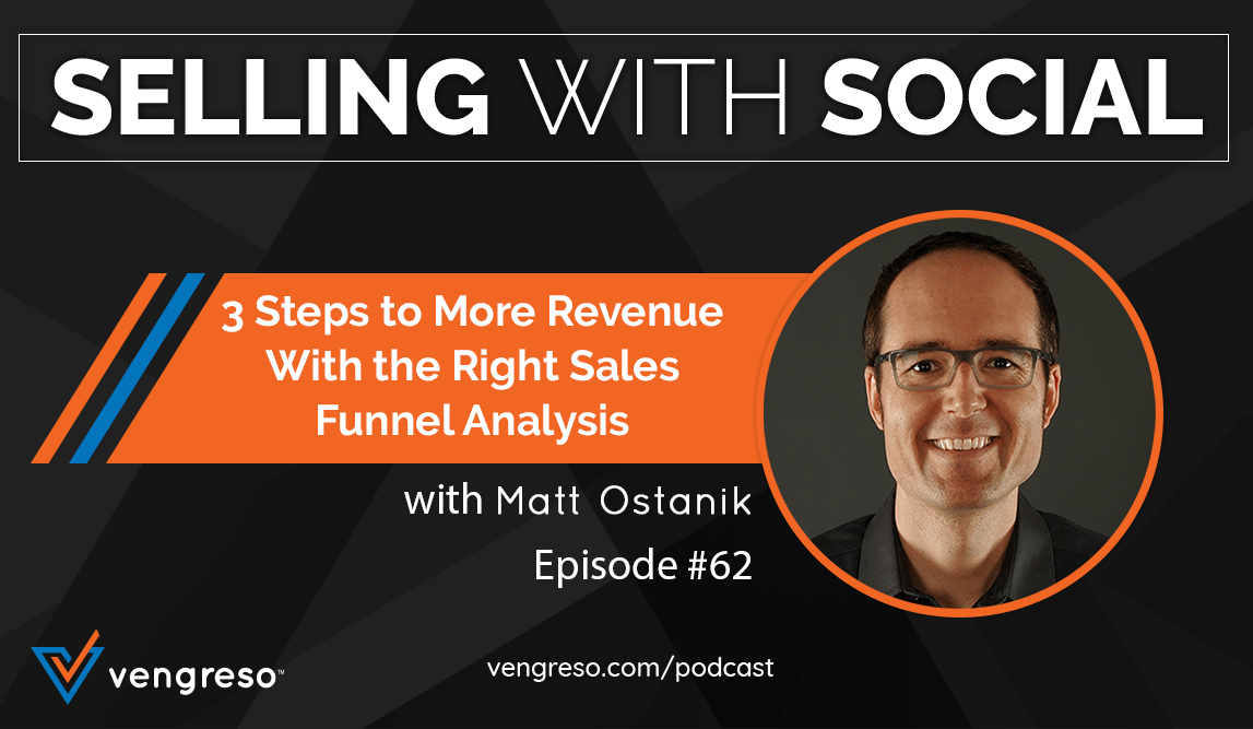 SWS_Blog_EP#62_3 Steps to More Revenue With the Right Sales Funnel Analysis, with Matt O