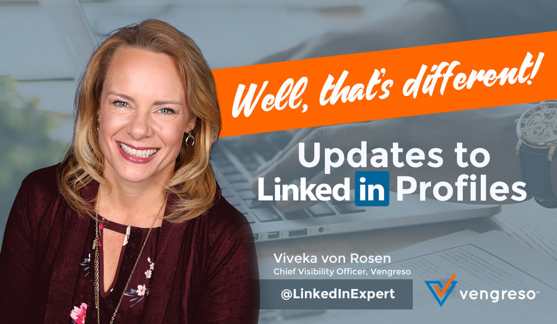 LinkedIn Profiles Have a New Look – And We're Excited!