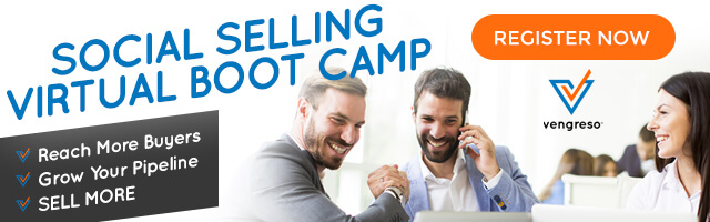 Vengreso- Social Selling BootCamp