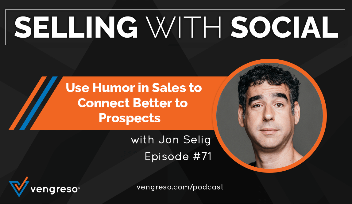 Using Humor in Sales to Connect Better to Prospects