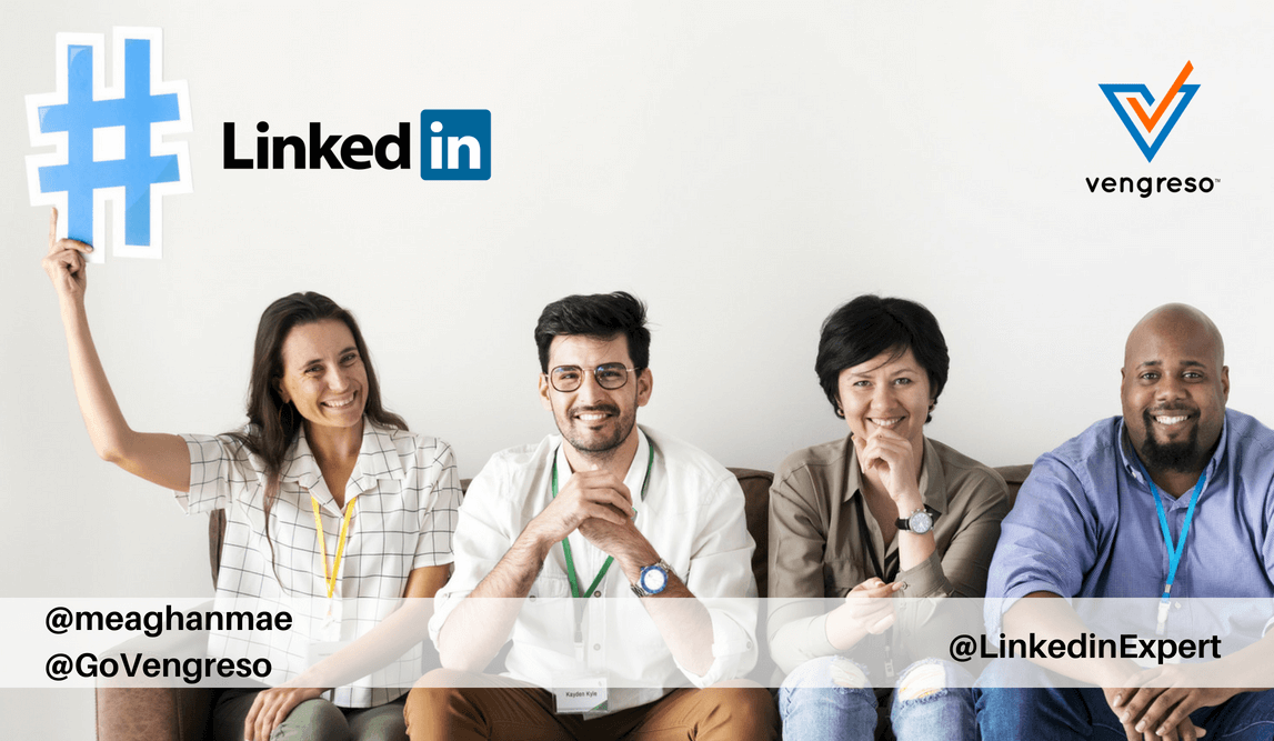 LinkedIn Hashtag Communities