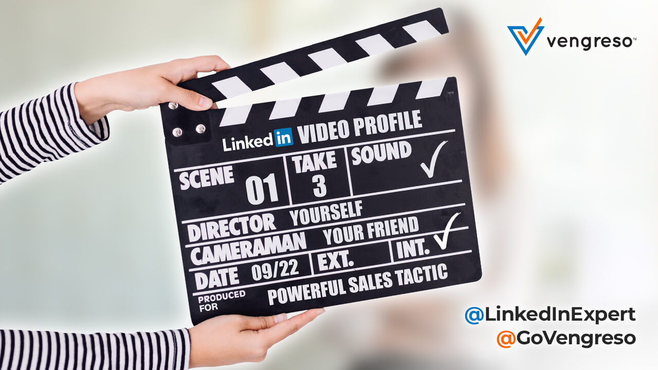 Learn how to add video to your LinkedIn profile