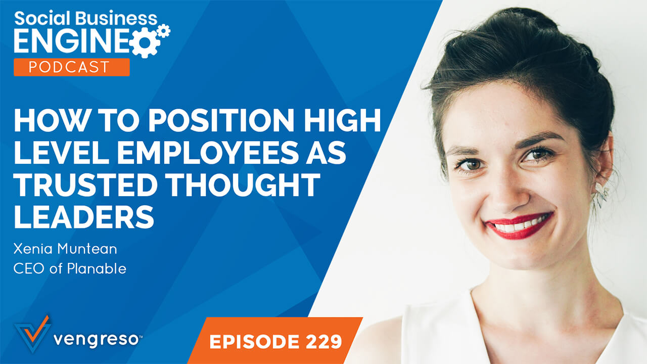 How to Position High Level Employees as Trusted Thought Leaders