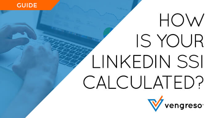 How is your LinkedIn SSI calculated?