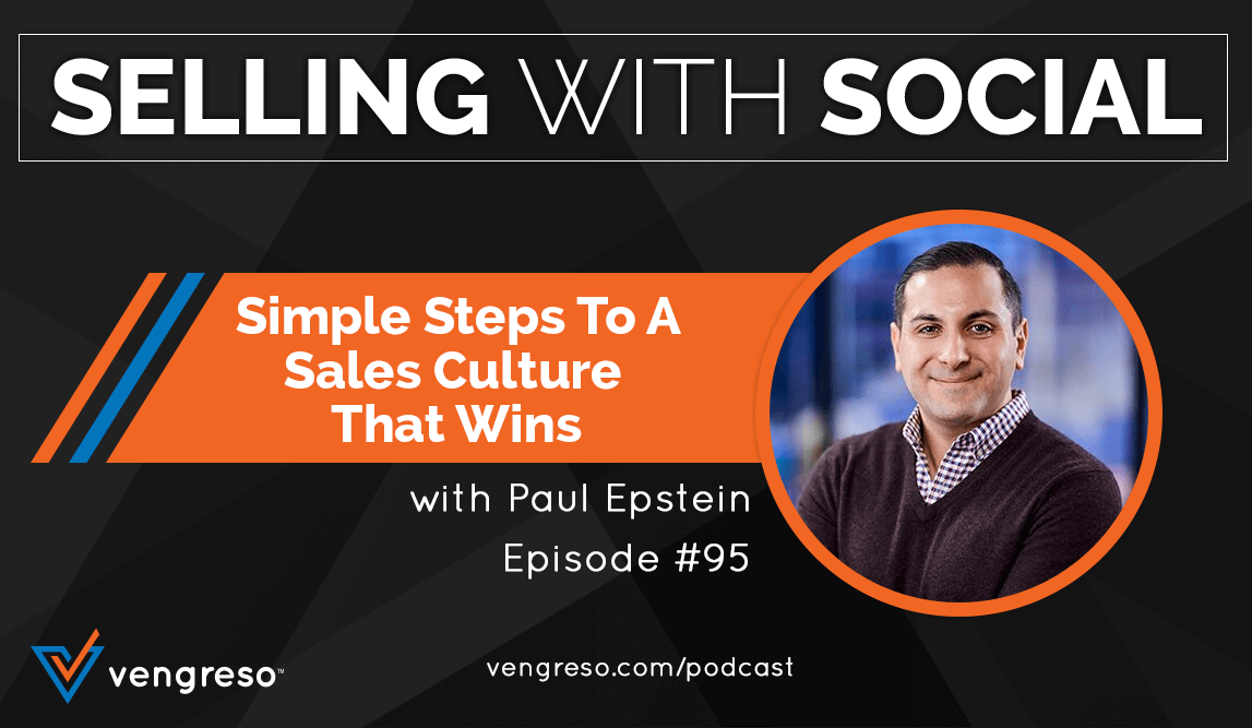 Paul Epstein podcast interview on sales cultures