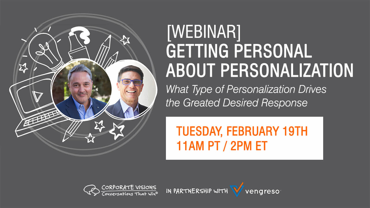 February 2019 Webinar for Sales and Marketing