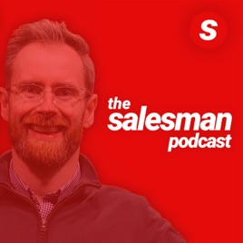Best Sales Podcasts - The Sales Man Podcast Logo