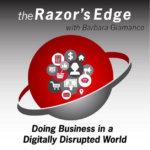 2019 best sales podcasts to listen to - The Razor's Edge Podcast by Barbara Giamanco