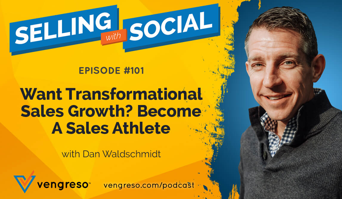 Dan Waldschmidt podcast interview on sales growth