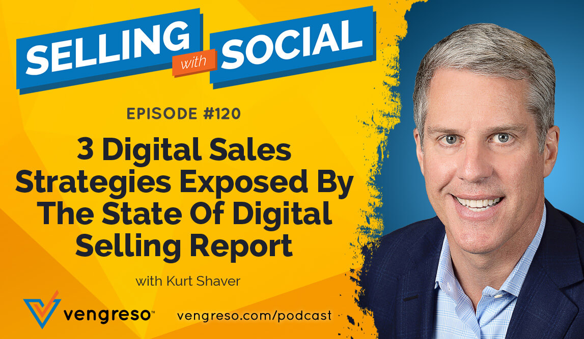 Kurt Shaver podcast interview on strategies for digital selling