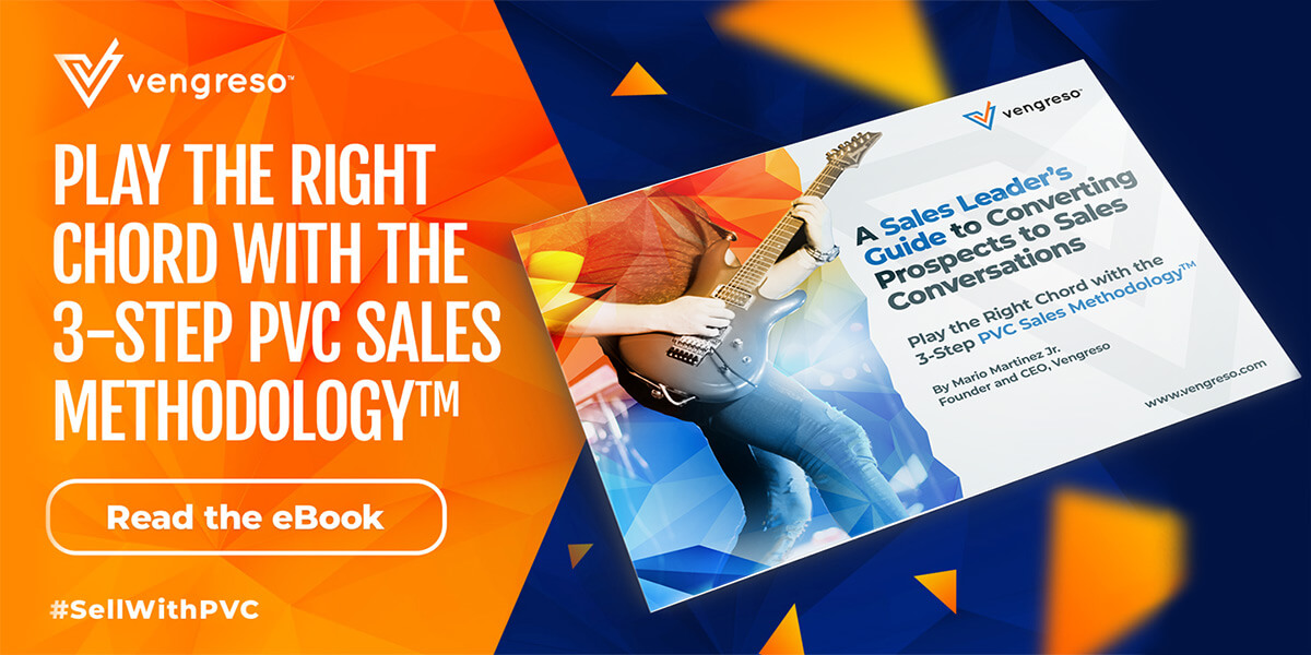 download ebook of vengreso pvs sales methodology