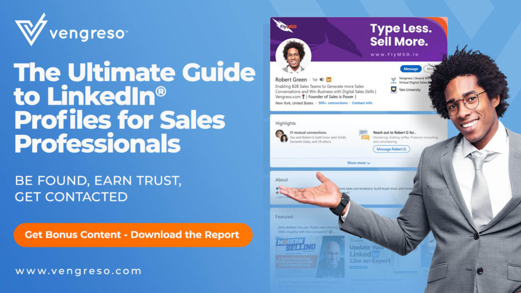 The Ultimate Guide to LinkedIn Profiles for Sales Professionals