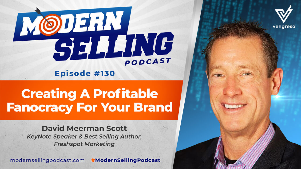 David Meerman Scott podcast interview on creating a profitable fanocracy