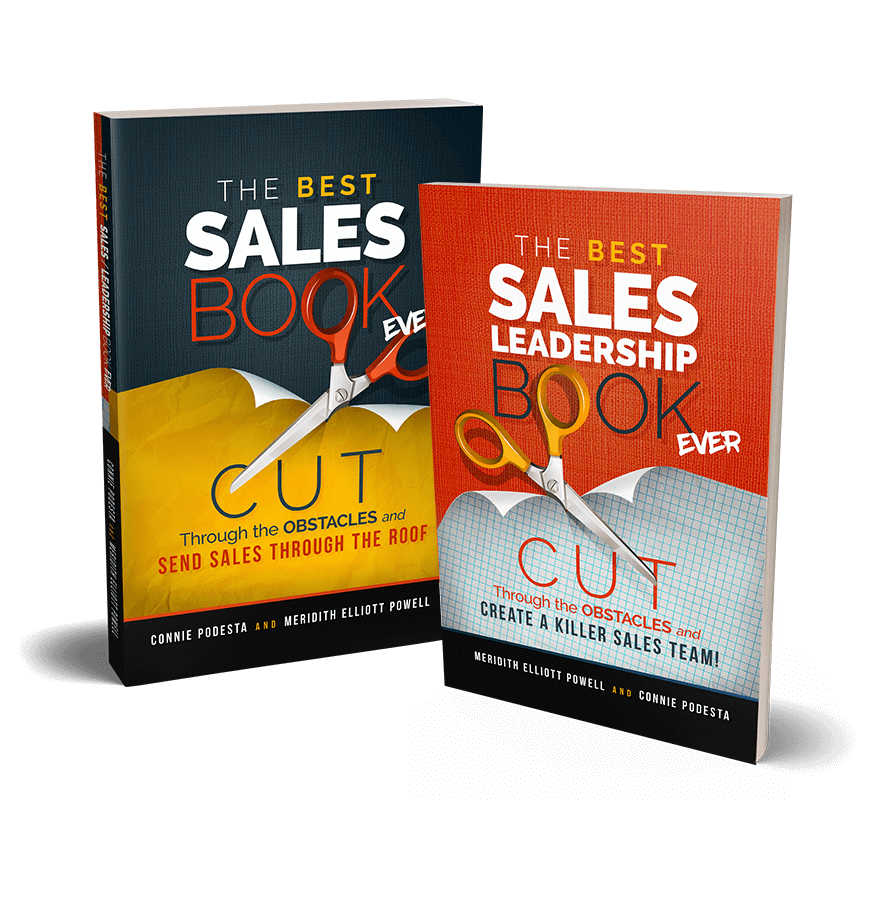 The Best Sales and Sales Leadership Books Ever