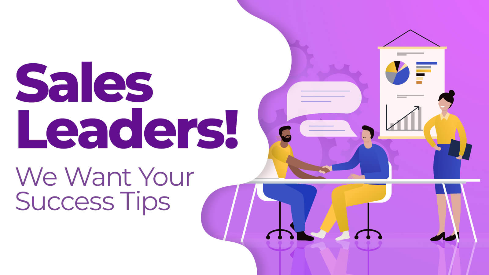 100 Sales Leaders tips for Success