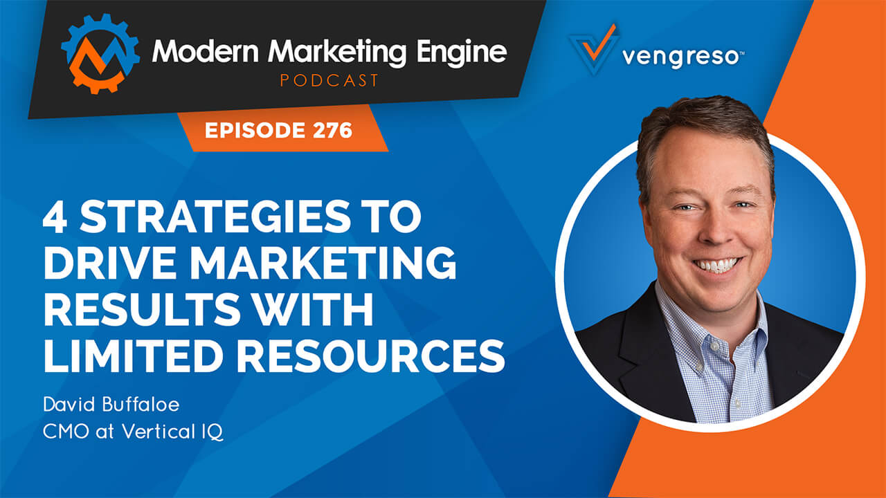 Strategies to Drive Marketing Results David Buffaloe