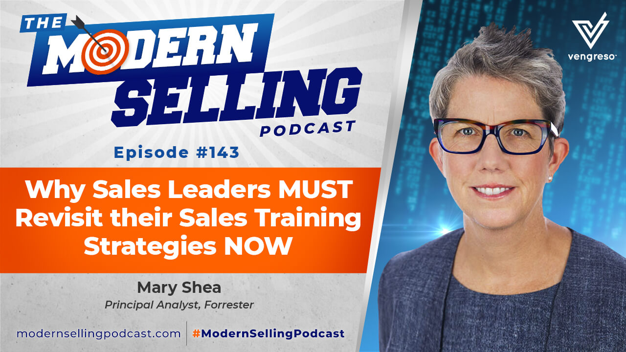 MSP 143-Modern Sales Training Strategies - Mario Martinez Jr. and Mary Shea