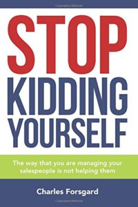 Stop kidding yourself book cover