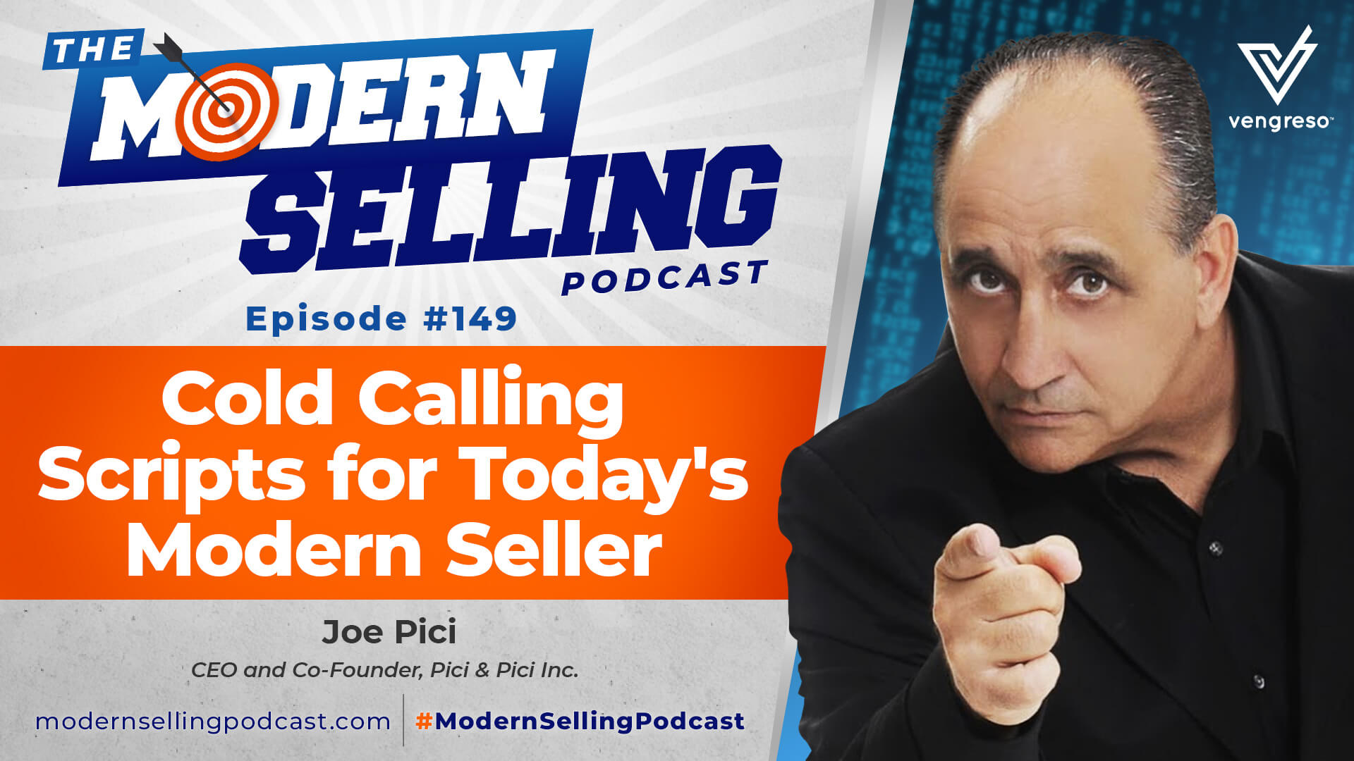 Cold Calling Scripts for Today's Modern Seller with Joe Pici