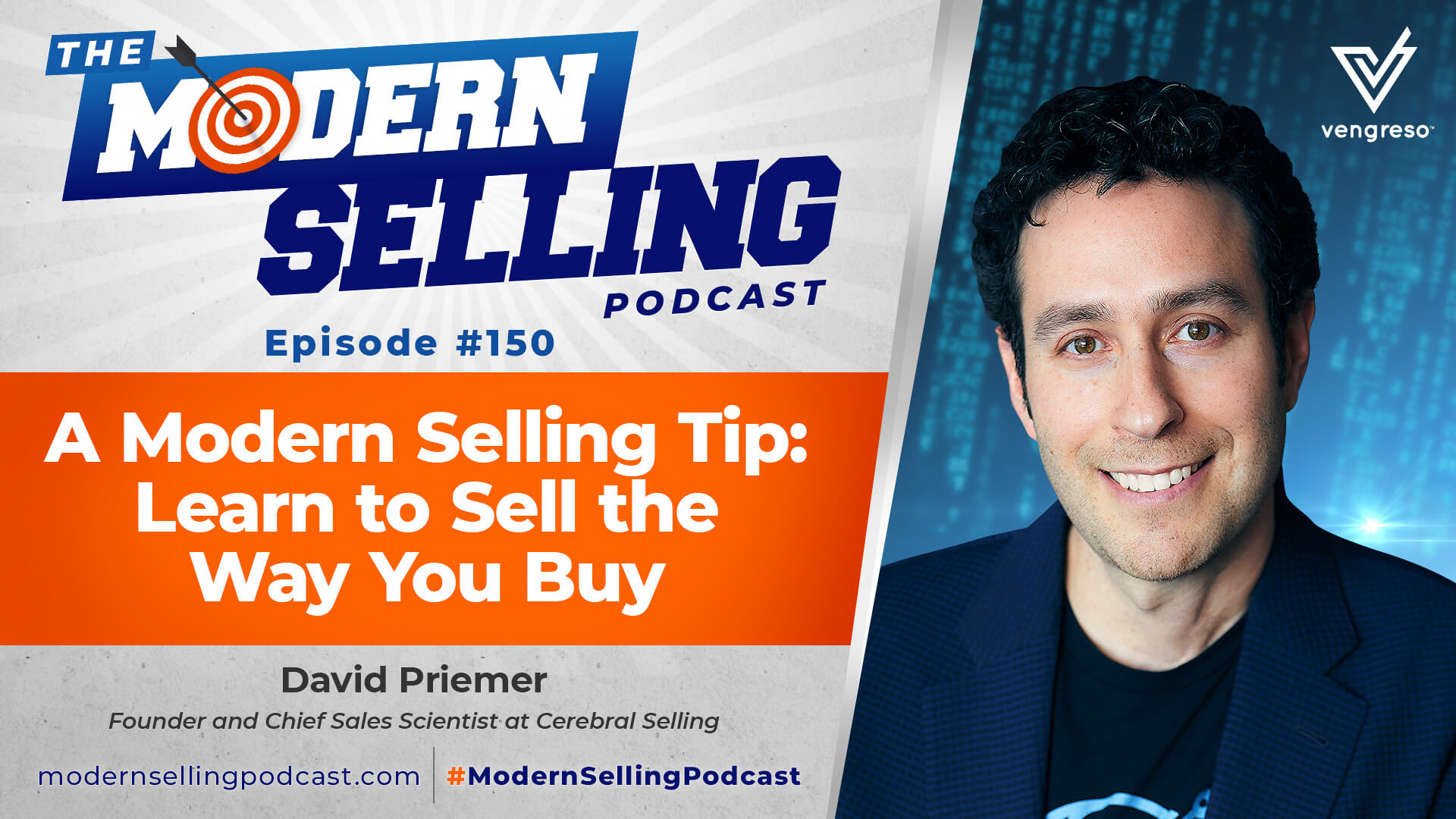 Modern Selling Tip: Sell the way you buy. David Premier