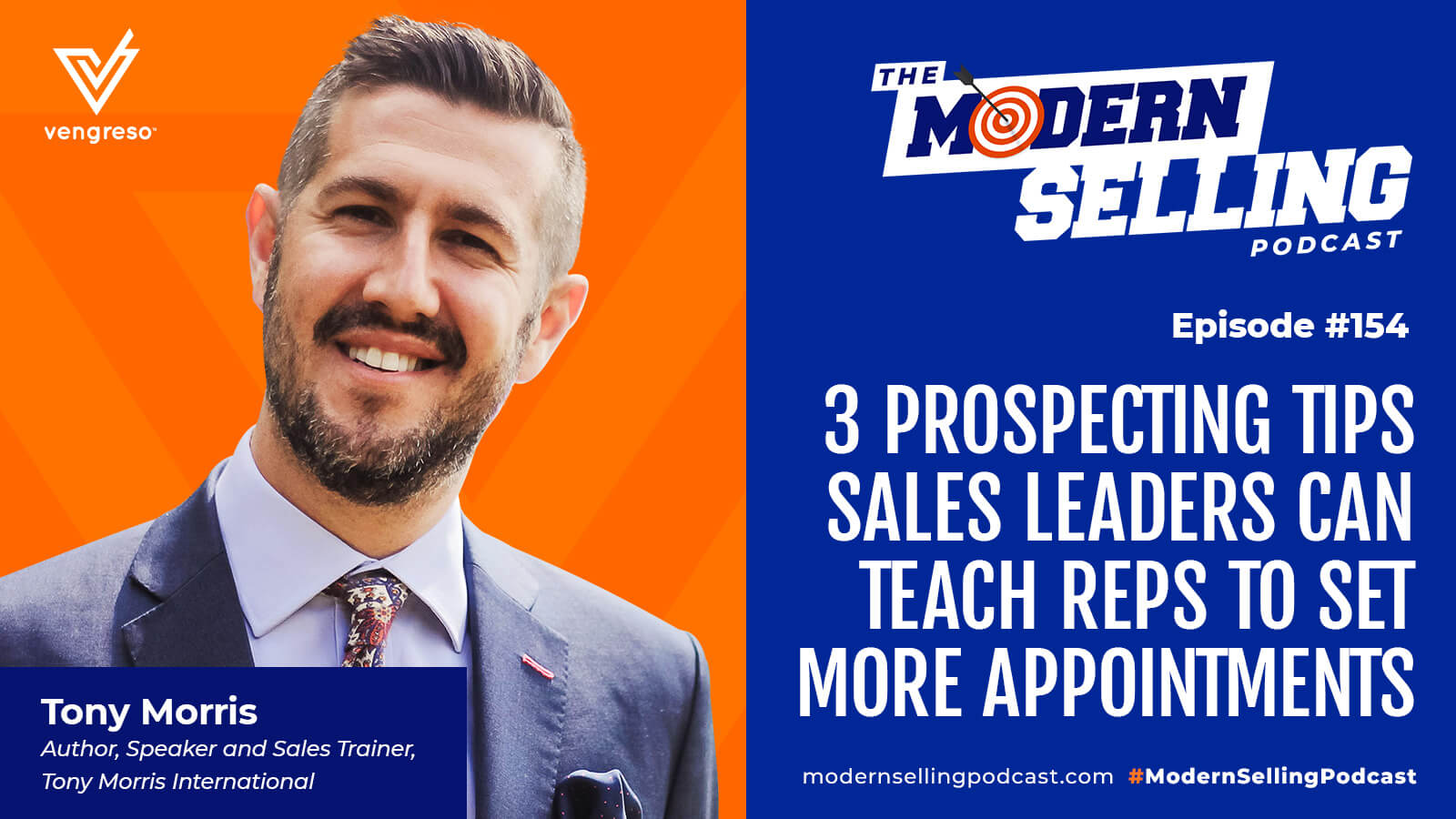 Prospecting tips Tony Morris