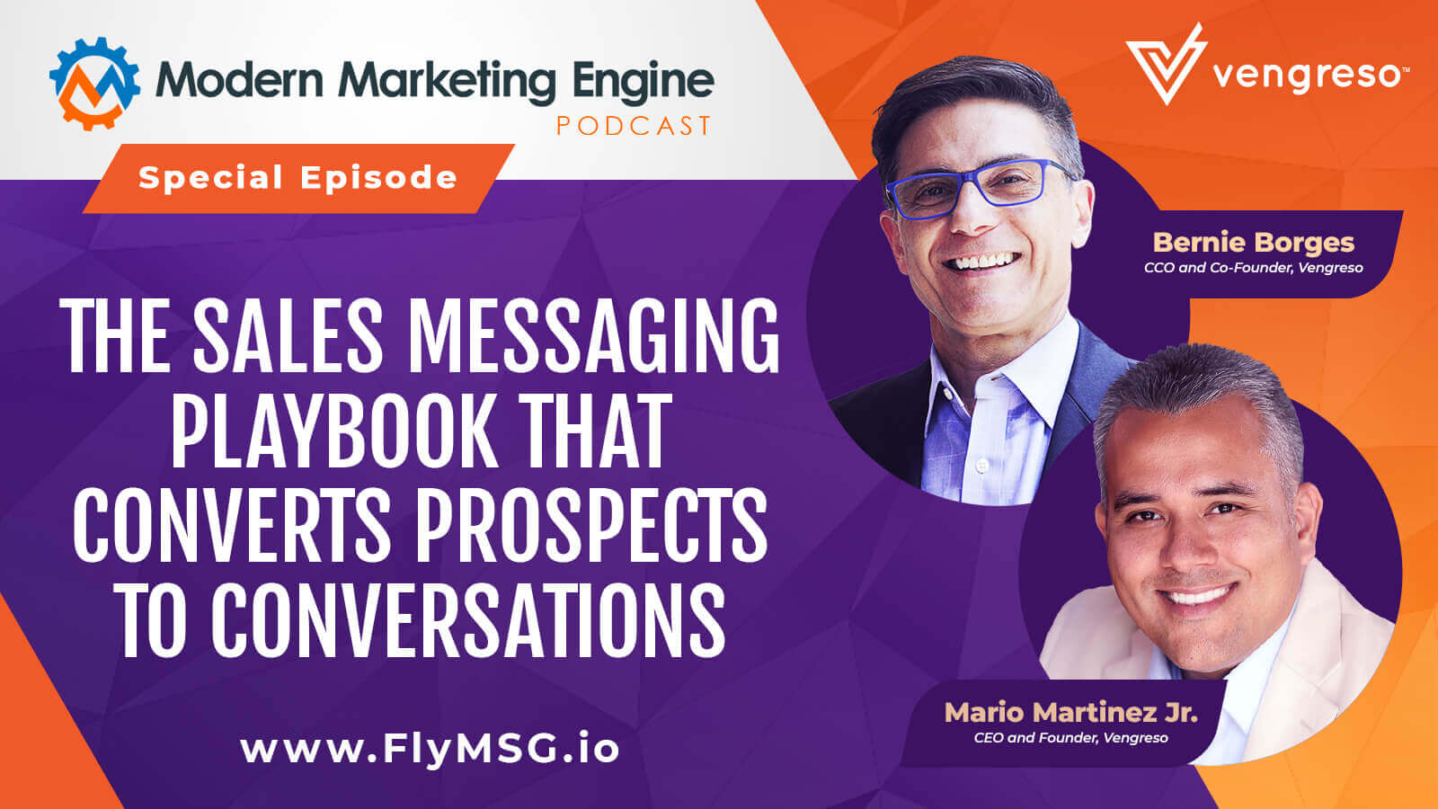 Sales Messaging Playbook that Converts Prospects to Conversations