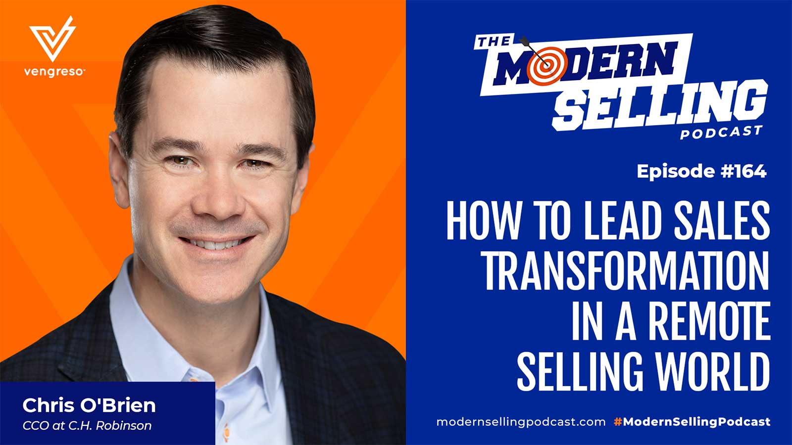How to lead sales transformation podcast