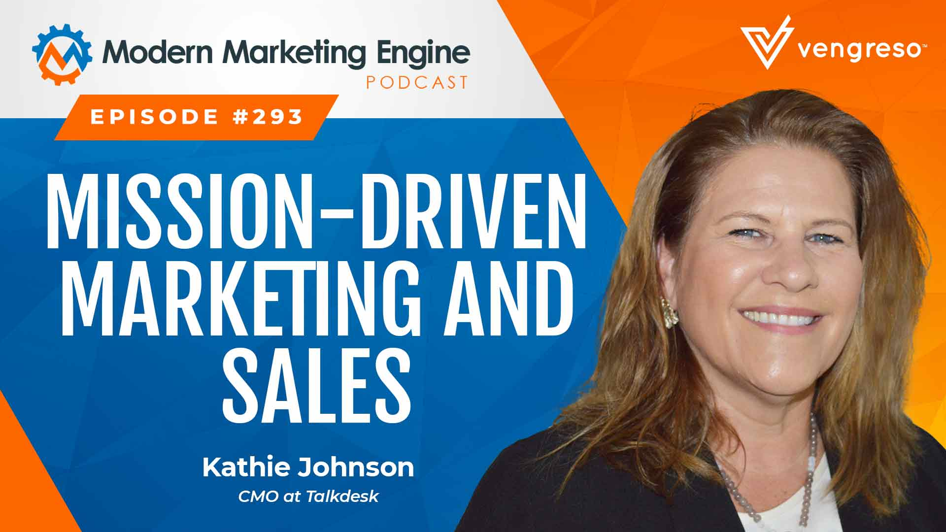 Mission-Driven Marketing and Sales Podcast