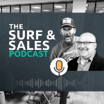 Best Sales Podcasts - The Surf and Sales Podcast