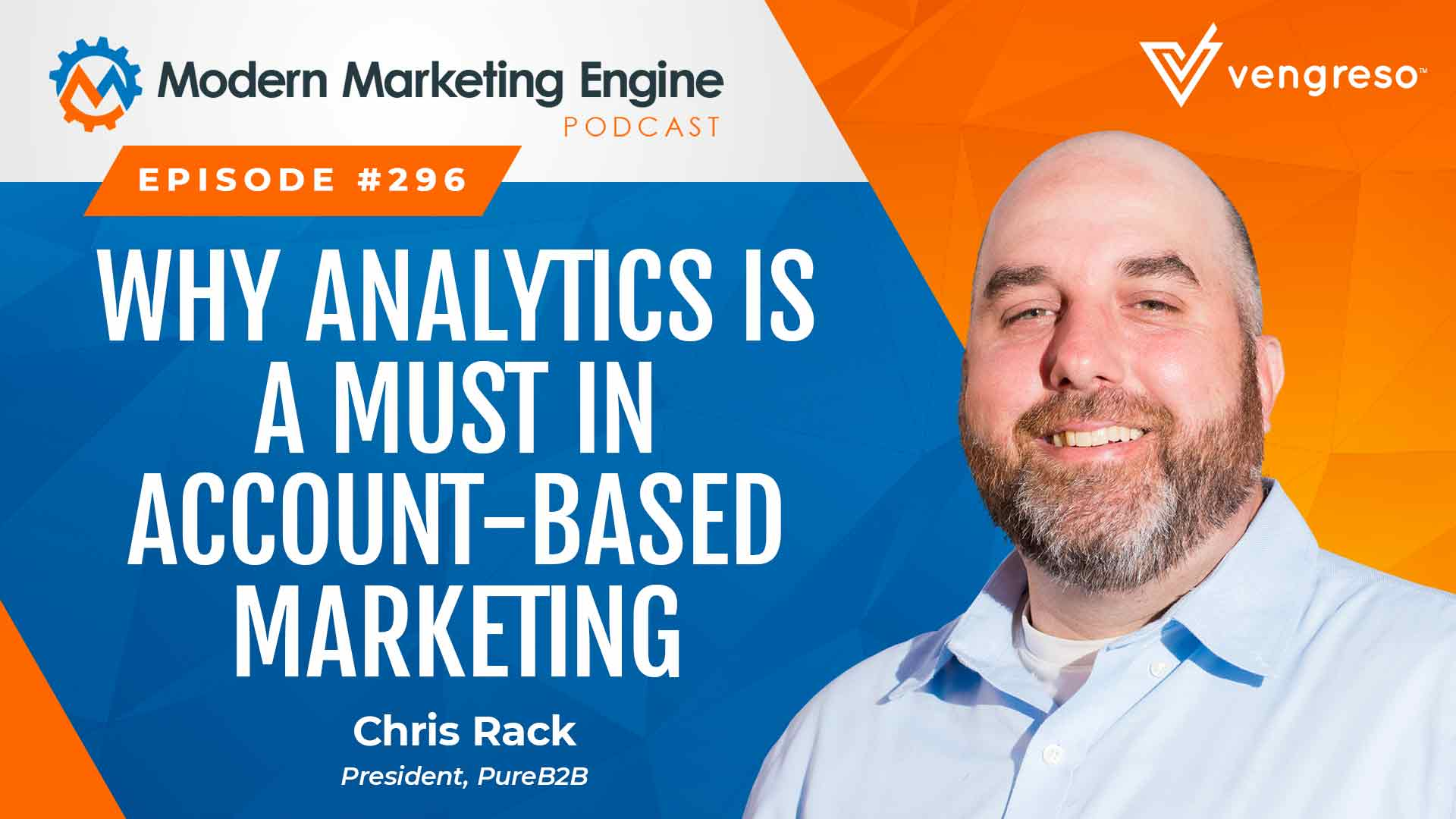 Analytics and Account-Based Marketing Podcast