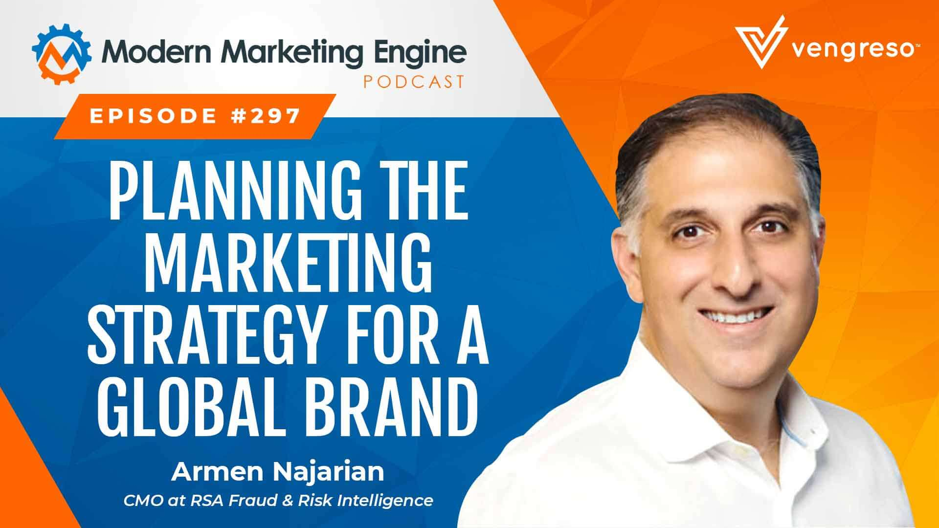 Planning a Marketing Strategy Podcast