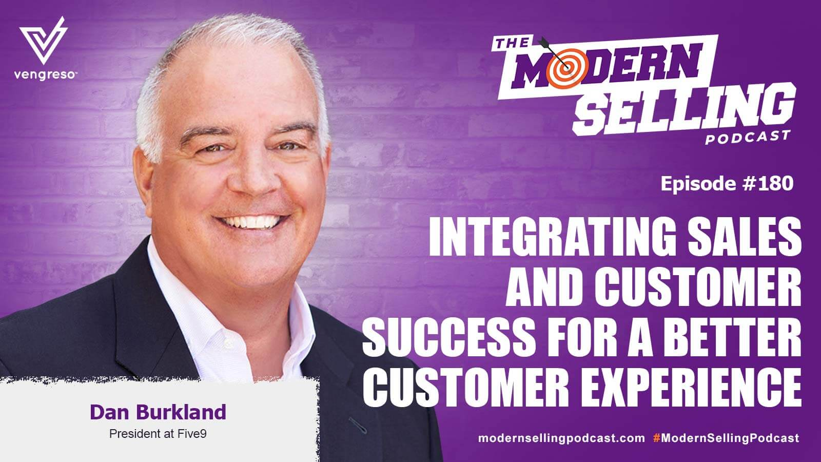 Integrate Sales and Customer Success Podcast