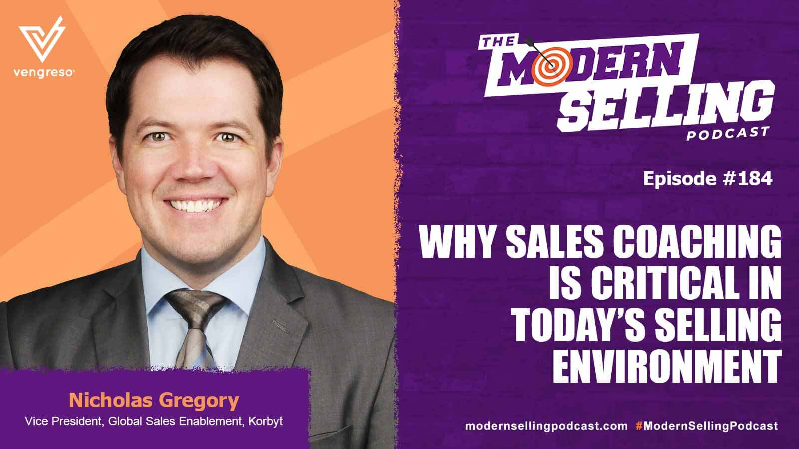 Why Sales Coaching is Critical in Today's Selling World